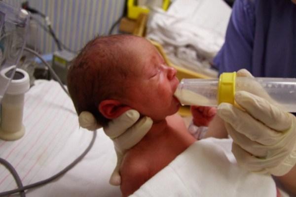واکسن نوزادان نارس