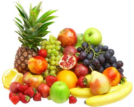 میوه هایی که نباید با شکم خالی خورد