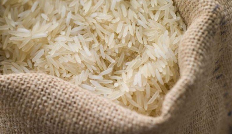 برنج ری دار