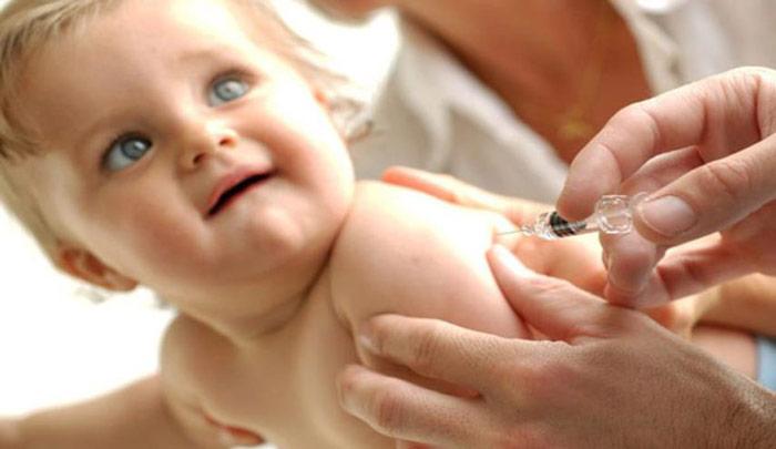 دیر زدن واکسن یک سالگی