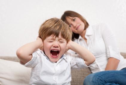 مشکل اخلاق قهر کردن کودک