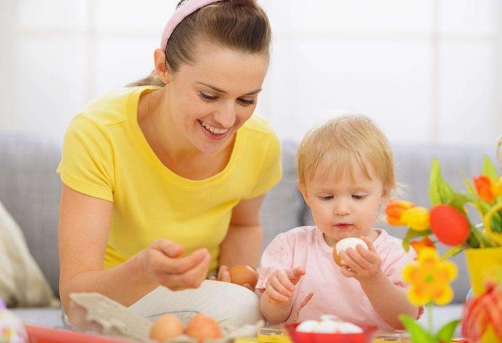 10 خاصیت خوردن تخم مرغ برای سلامت کودکان