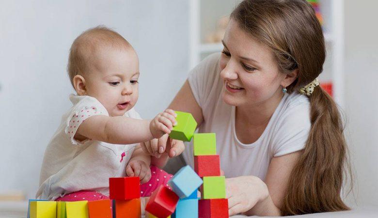 10 فعالیت سرگرم کننده برای افزایش هوش نوزاد
