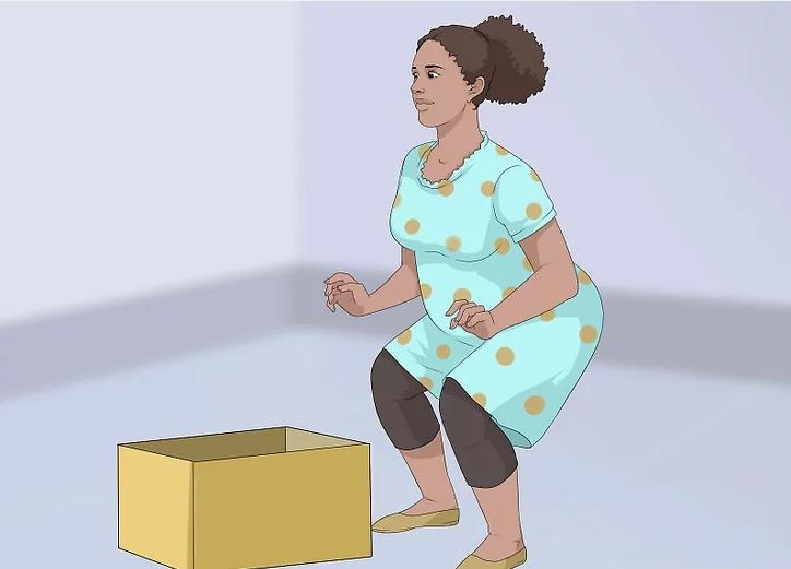 کارهای سنگین در اوایل بارداری
