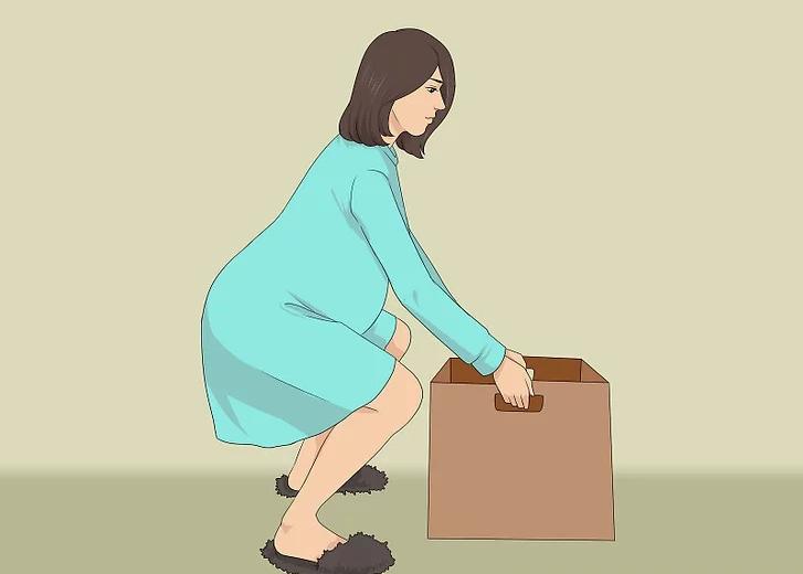 عوارض بلند كردن اجسام سنگين در بارداری
