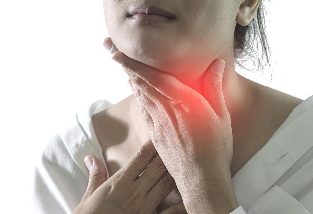 درمان های خانگی برای گلودرد استرپتوکوکی