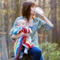 آیا مصرف کافئین در دوران شیردهی بی خطر است؟