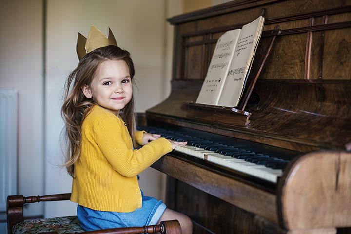 کیبورد/ پیانو برای کودکان