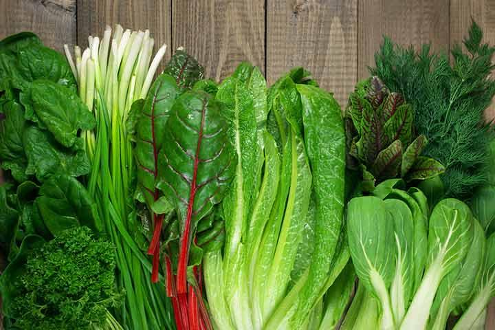 سبزیجات برای افزایش قد کودک