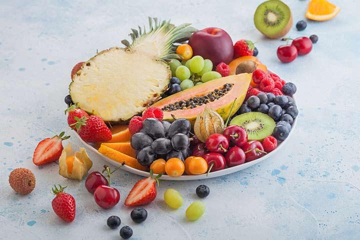 میوه برای افزایش قد کودک