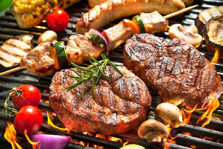 گوشت قرمز برای افزایش قد کودک