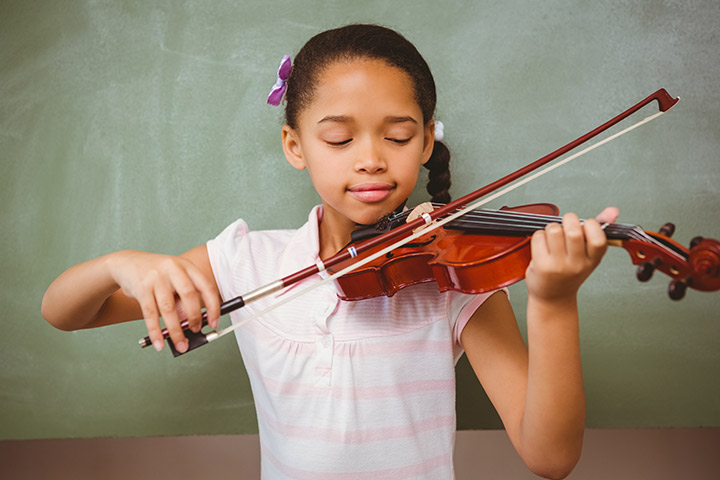 آموزش ویولون برای کودکان