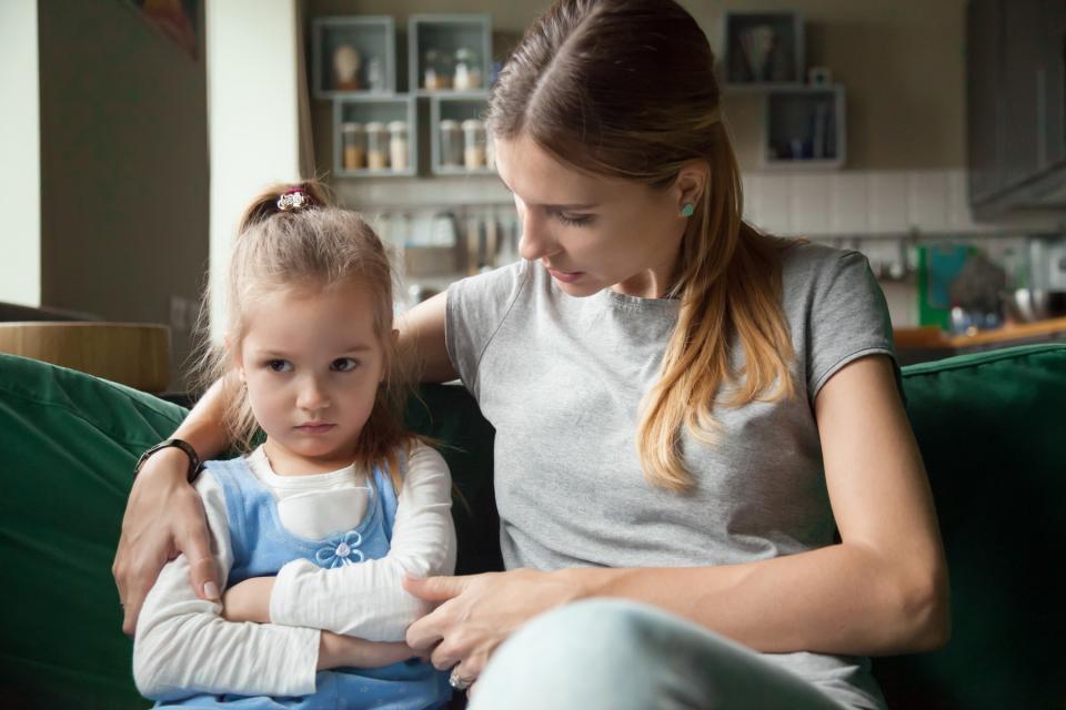 حل مشکل «نه» گفتن کودک