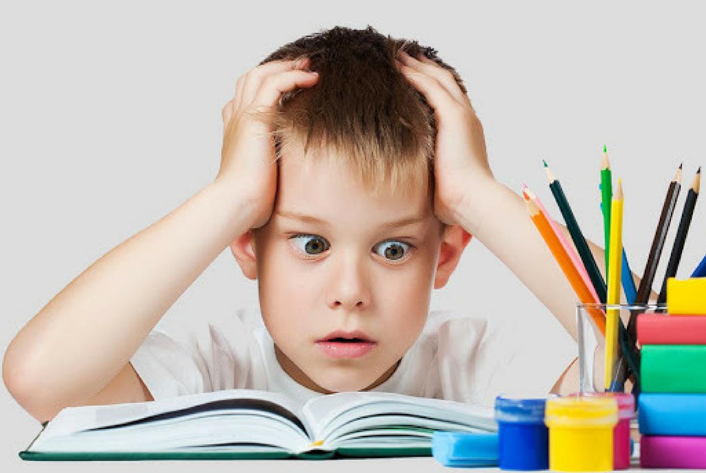پیشگیری از بروز استرس در کودکان
