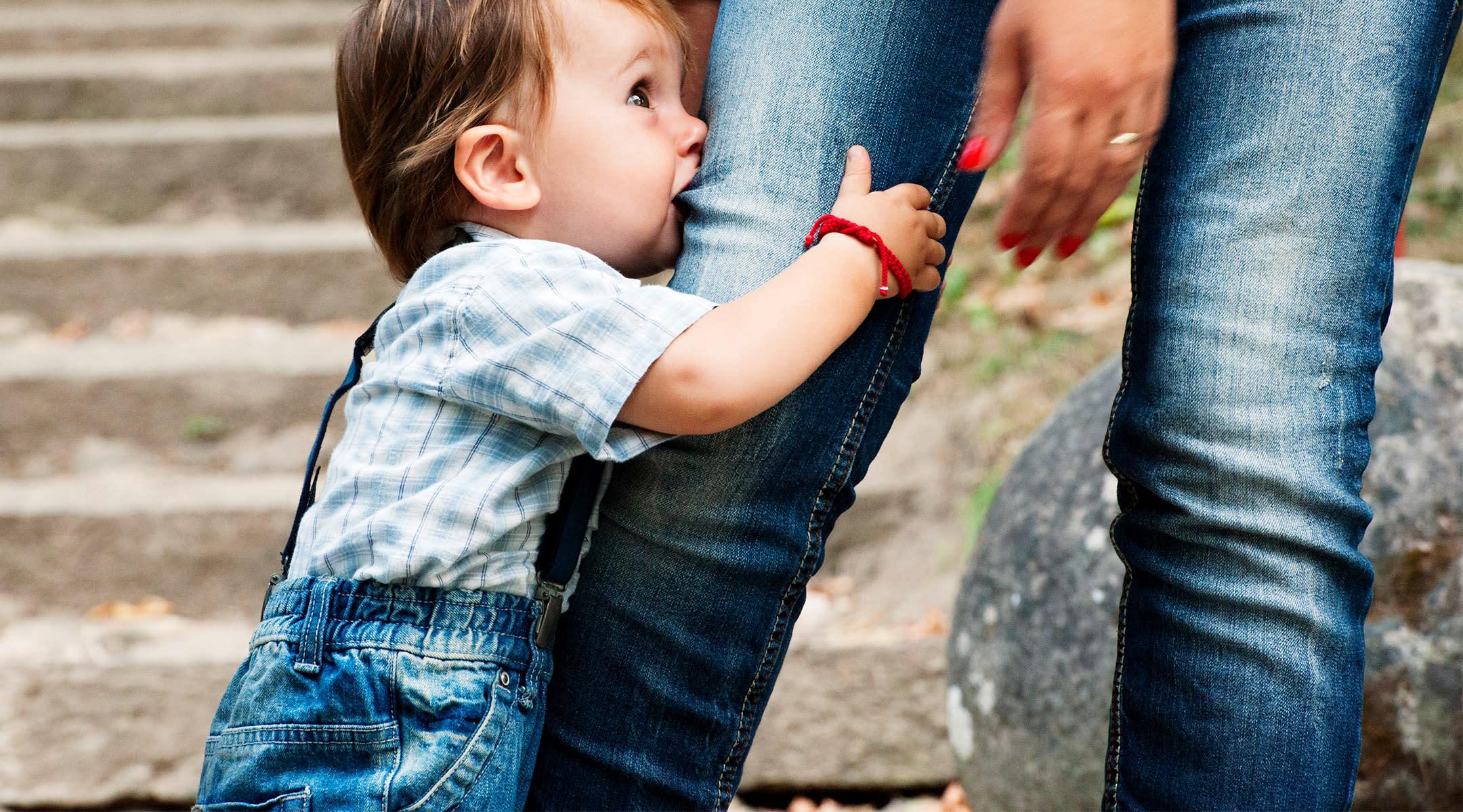 چطور گاز گرفتن کودک نوپا را متوقف و از بروز آن جلوگیری کنیم؟