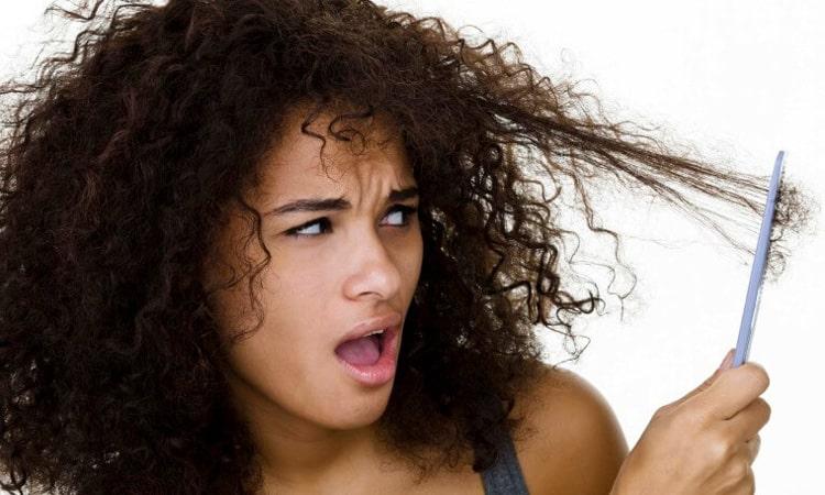 چگونه موهای وز و فر را صاف کنیم