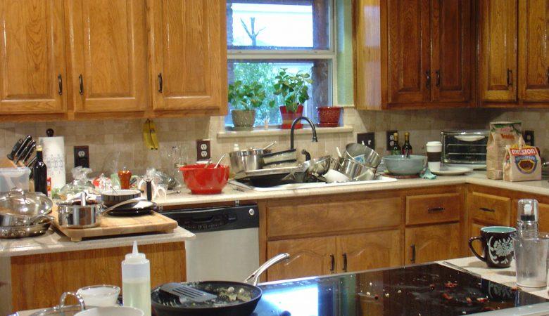 چیز در آشپزخانه که شما را بیمار می کند