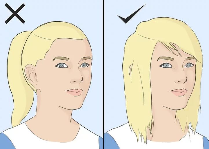 با موهای تان با ملایمت رفتار کنید