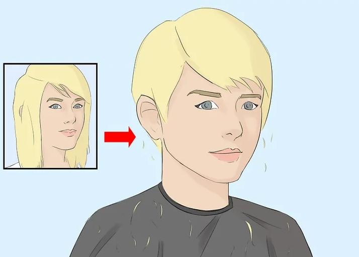 موها را به سبک جدید کوتاه کنید