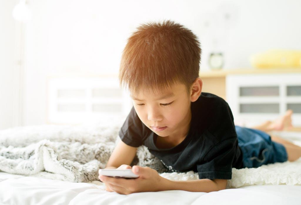 نکات ایمنی برای استفاده از تلفن همراه برای کودکان