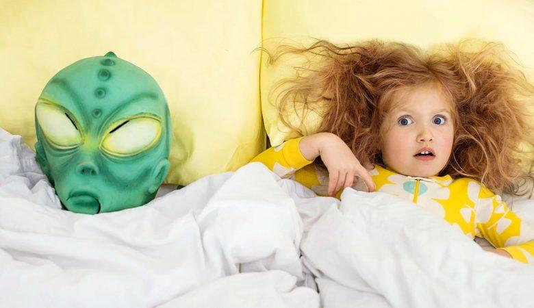 کابوس های کودکان: 6 مرحله برای متوقف کردن خواب های ترسناک در بچه ها