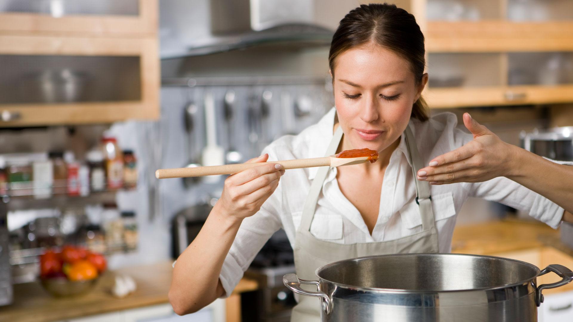 برای همسرتان آشپزی کنید