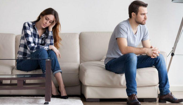 12 علامتی که نشان دهنده پایان زندگی زناشویی شما هستند