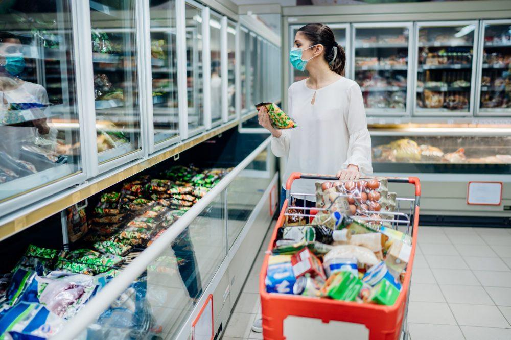 آموزش تمیز کردن مواد غذایی خریداری شده برای جلوگیری از ابتلا به بیماری کوید 19 (کرونا)