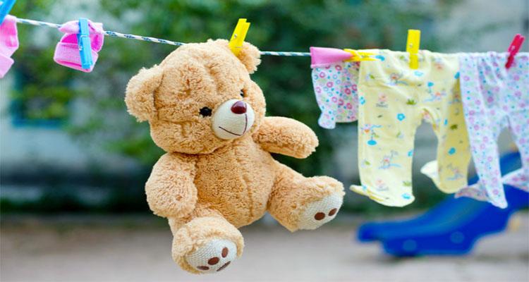 چگونه اسباب بازی های فرزندم را تمیز کنم؟