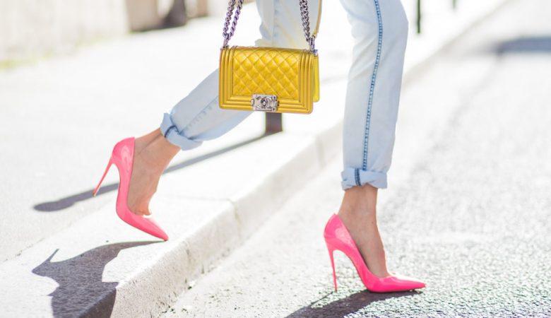 8 نکته برای راحت پوشیدن کفش پاشنه بلند