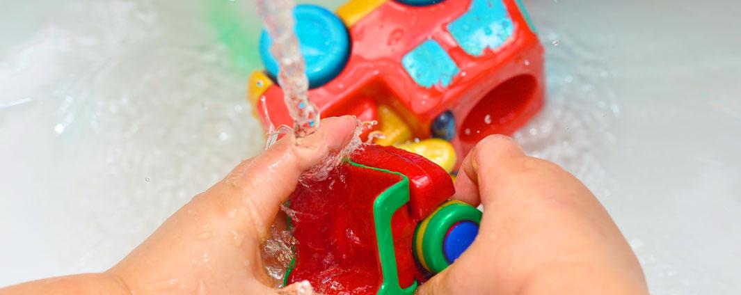 هرچند وقت یکبار باید اسباب بازی های کودک را تمیز کرد؟