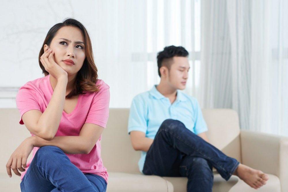 بعد از مشاجره زن و شوهری چیکار کنیم؟
