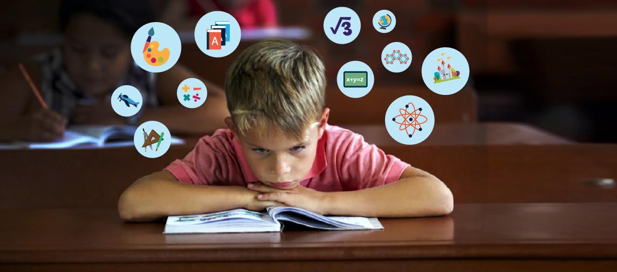 7 نکته برای کمک به بچه ها در افزایش تمرکز