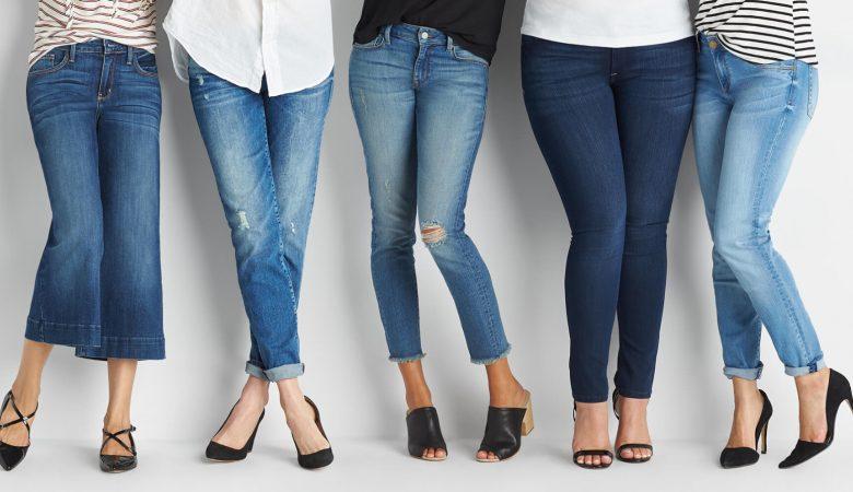 معرفی انواع مختلف شلوار جین زنانه (مدل، جنس، رنگ) برای همه نوع سلیقه و اندام
