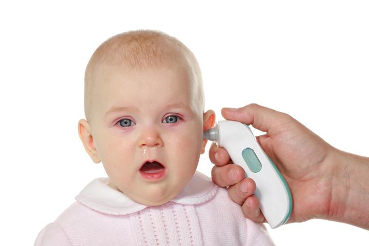چه دمایی برای بدن کودک تب محسوب می شود؟