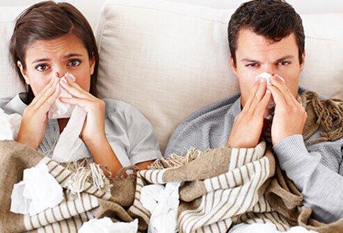 رابطه جنسی چگونه بر سیستم ایمنی بدن تاثیر می گذارد