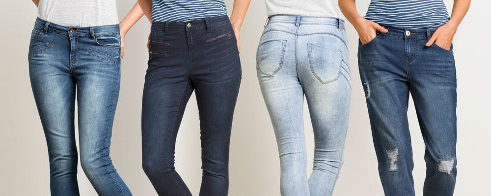 پیدا کردن سبک مورد علاقه تان در شلوار جین