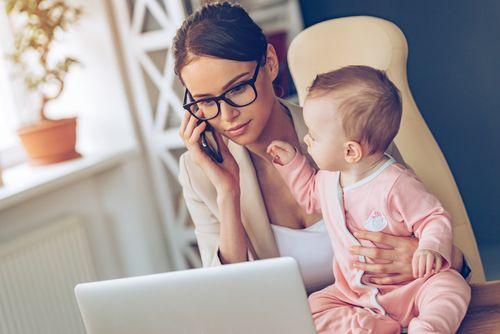 توانایی یافتن یک محیط کار دوستدار خانواده