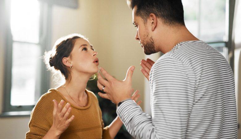 """6 مورد از باید ها و نباید هایی که شما و همسرتان باید در هنگام """"بحث و دعوا"""" انجام دهید"""