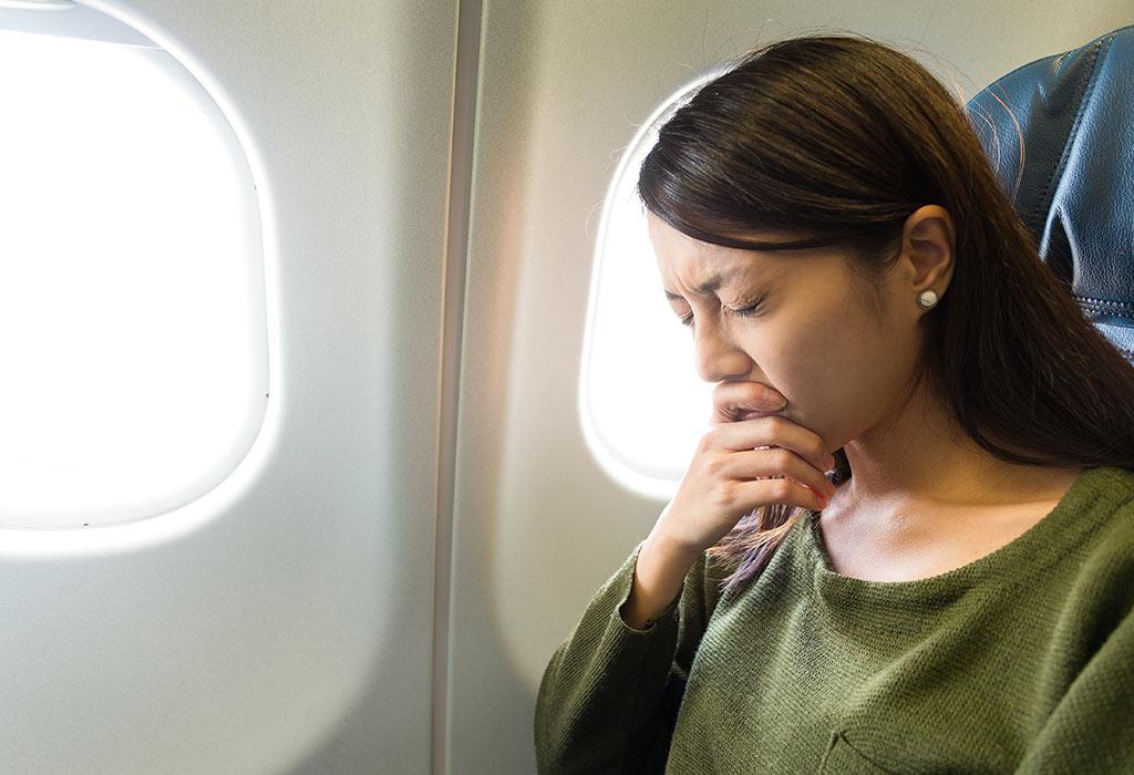 درمان بیماری حرکتی (سفر گرفتگی) در دوران بارداری