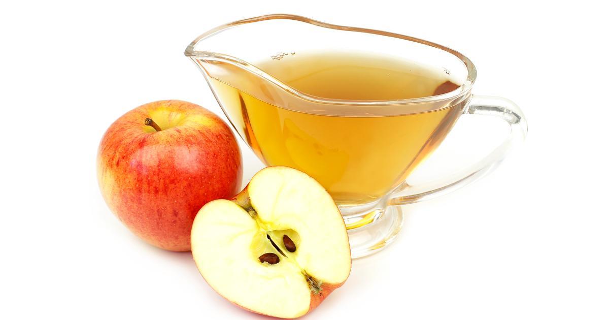 مصرف سرکه سیب در دوران شیردهی