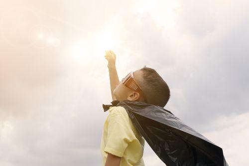 تقویت و بالابردن شجاعت در بچه های شما