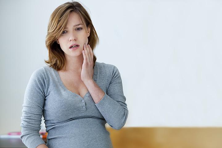 علل درد فک در بارداری