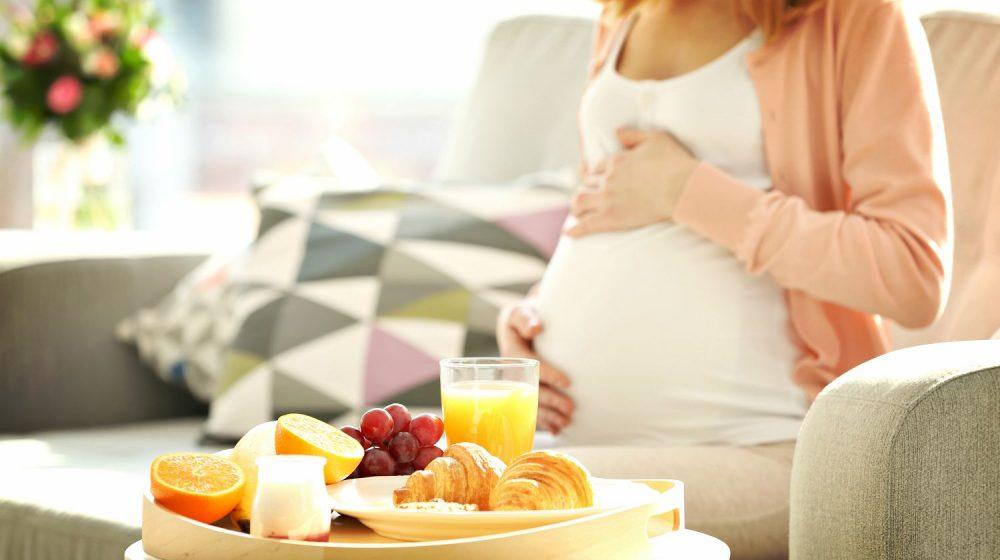 بهترین صبحانه برای زن باردار