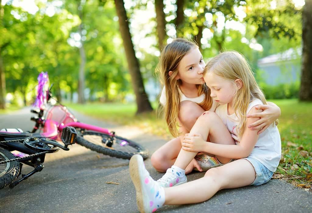 9 روش برای بزرگ کردن یک کودک مهربان تر