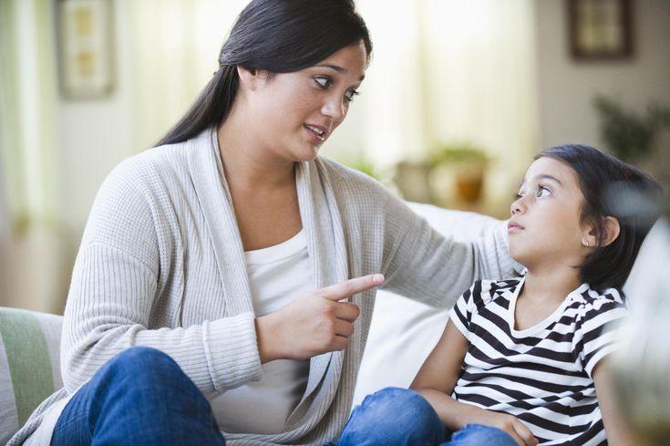 با کودکتان صحبت کرده و یک سری تنبیه های خلاقانه بوجود آورید
