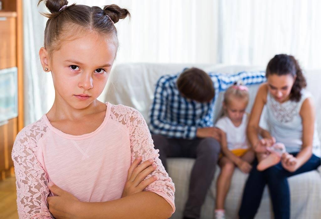 نشانه های کودک حسود چیست