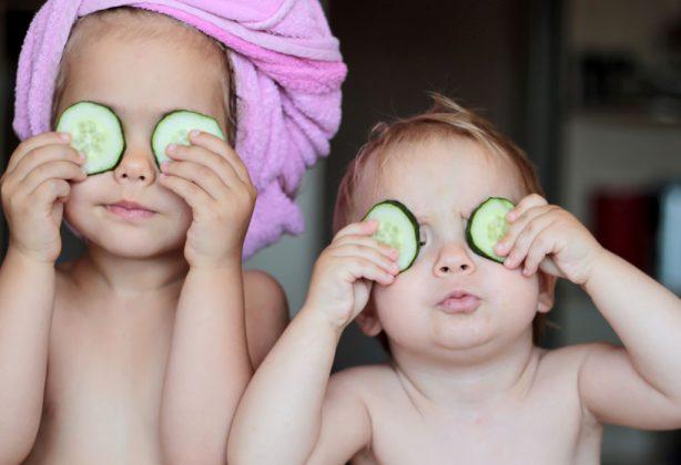 درمان های خانگی برای گودی زیر چشم در کودکان