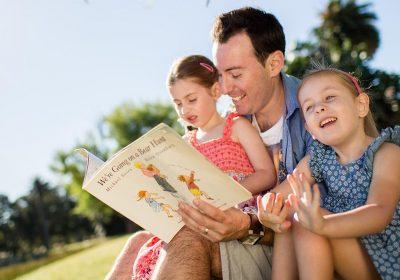 4 مزیت داستان گویی برای کودکان خردسال که نمیدانید!!!