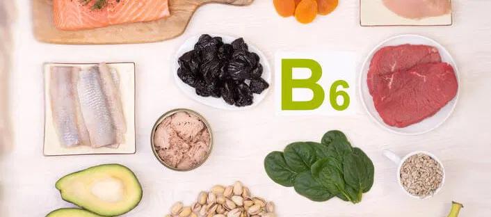 ویتامین ب6 (B-6)